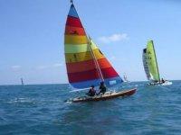 Paeo sailing