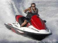 Jet ski power