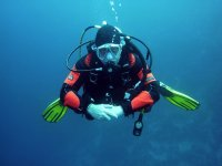 3 classes of scuba diving in Naucalpan