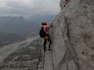 Challenging activities in Huasteca de Monterrey