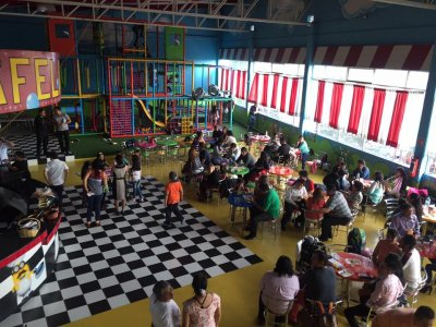 Kids' Party in Iztapalapa