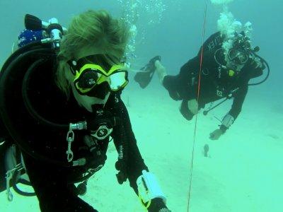 PADI IDC diving course. Playa del Carmen.