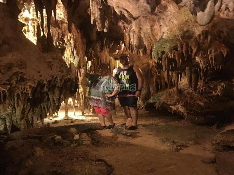 Las grutas conocelas