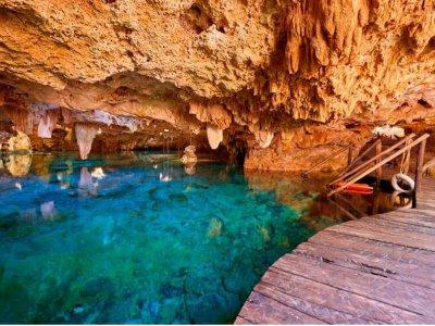 Tour en Aktun Chen Expedition Cancún