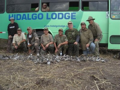 Hidalgo Lodge