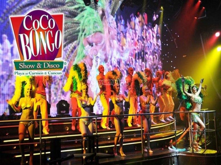 Shows en Coco Bongo