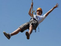 fishing adventure adventure zip line adventure slides