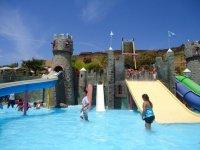 El castillo acuático
