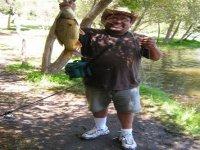 Pescar en grande