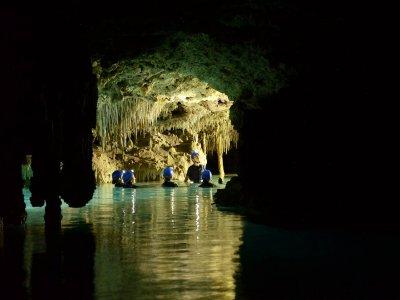 Visita guiada a el río secreto + dos actividades