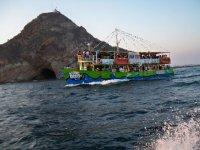 Paseo en barco a Isla de Piedra precio niños