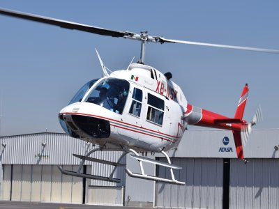 Helidom Estado de México Vuelo en Helicóptero