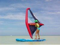 Diversión garantizada al practicar windsup