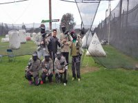 Paintball in Tajomulco with 200 paintballs