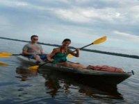 Kayaking expedition