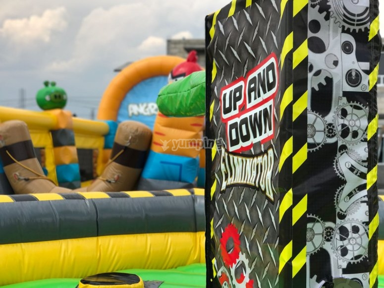 Discover this inflatable