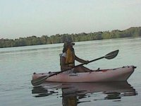 Kayaking adventure