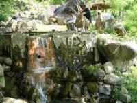 Sulfur hot springs