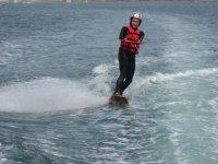 Tecnicas de wakeboard