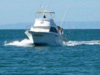 El barco de pesca