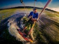 Aprende kitesurf en Villa Corona