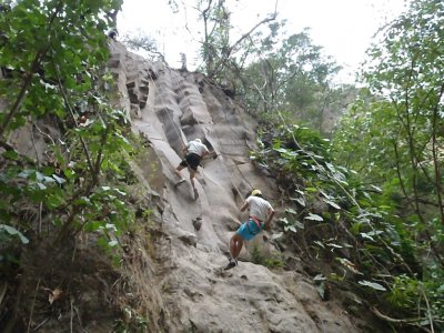 Rafting,Rappel/Zipline with meals in Veracruz