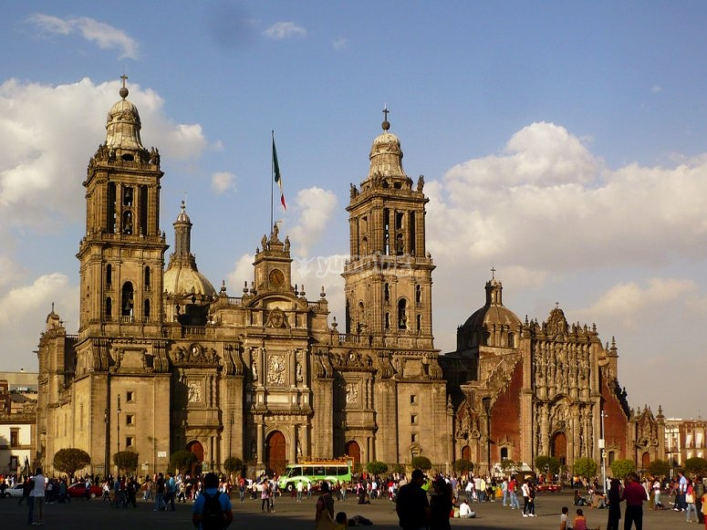 Catedral de la Ciudad de Mexico