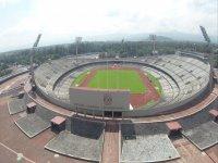 Helicopter Tour Azteca, Pumas & Cruz Azul Stadiums