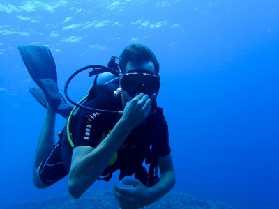 Divemaster course in Mexico City