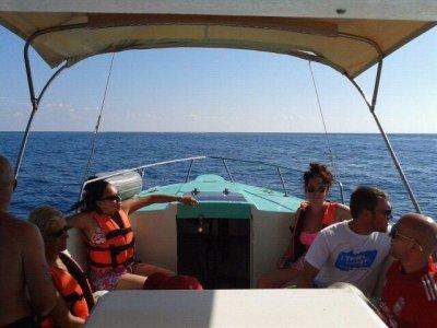 Isla Mujeres Boats Paseos en Barco