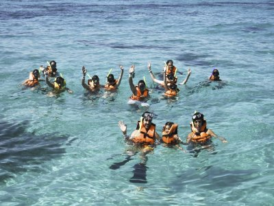 Recorrido Isla Contoy Isla Mujeres + comida Niños