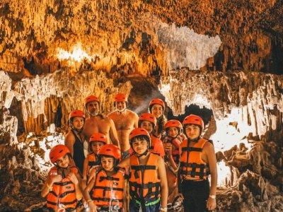 Tulum trip, natural pool + kids activities 6h