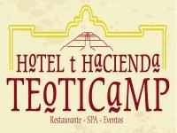 Hotel & Hacienda Teoticamp Vuelo en Globo