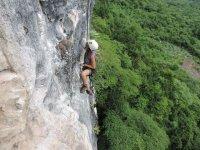 technique climbing