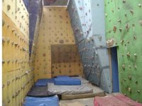 Climbing gym facilities