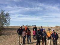 Walking route for kids in CIEMPIES Mexicali