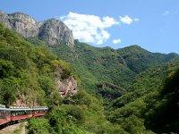 Barranca de Cobre + Chepe Train