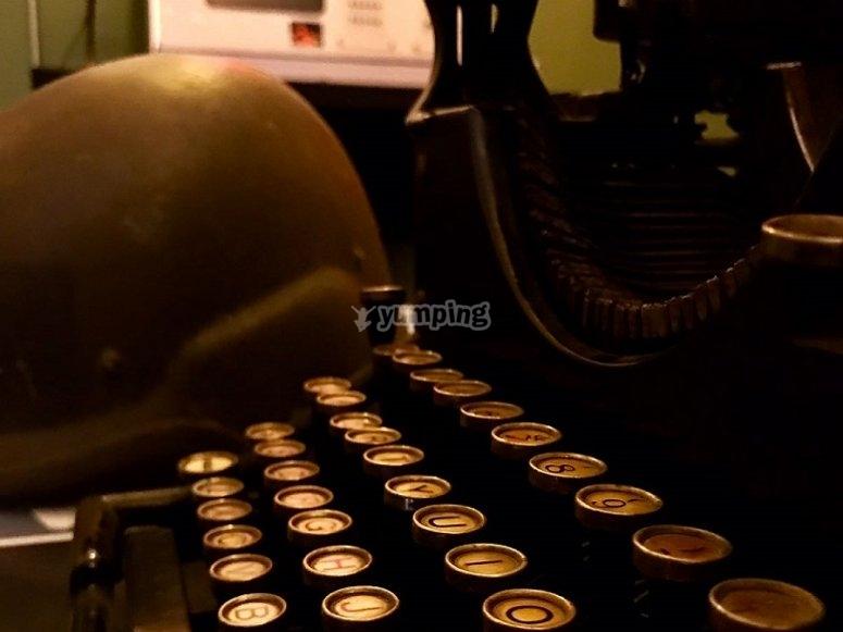 writting machine