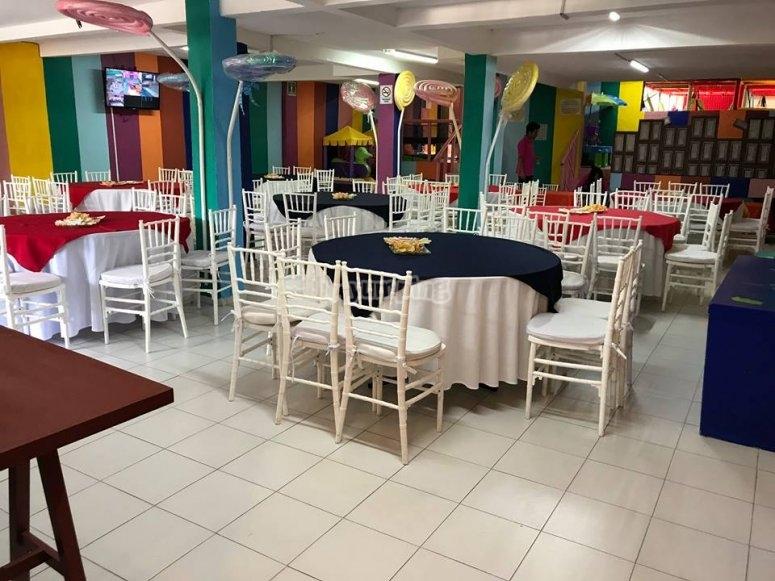 Meals room
