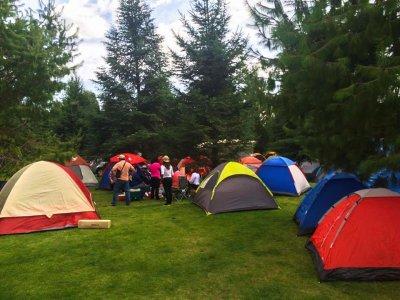 Volcanic Camp Campamentos Multiaventura