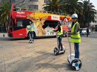 Turibus and segway