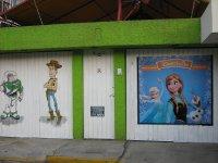 Fiestas infantiles en Coyoacán