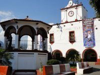 Magical Town of Tlayacapan in Morelos