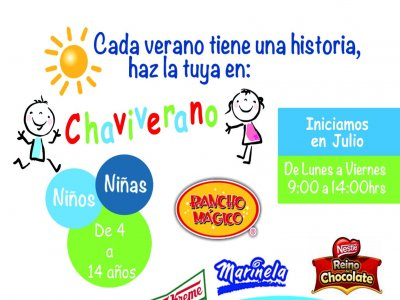 Summer camp Chaviverano
