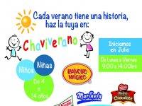 Summer camp Chaviverano