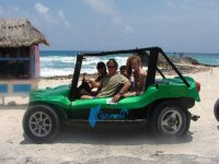 our buggy tour