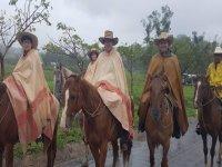 Ride in Puebla