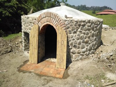 Temazcal experience without ritual in Ayotoxco 1H