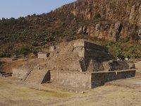 Zona arqueologica Huapalcalco