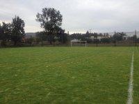 Soccer field 7 in the field